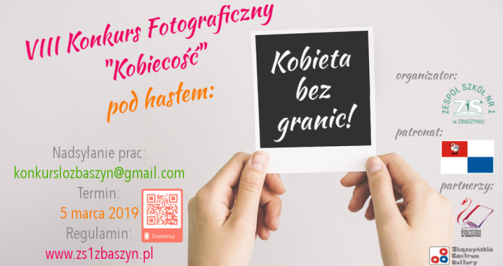 VIII Konkurs Fotograficzny Kobiecosc 2019