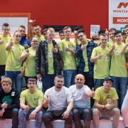 MONTERIADA_2019_POiD_klasa patronacka_DOBRY MONTAZ_Zbaszyn_1